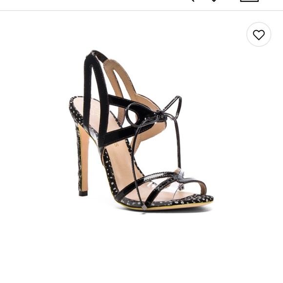 90c4cf5d16 Paola Fabris Shoes | Heels Revolve Sz 75 | Poshmark